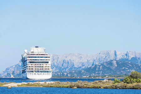 Olbia Cruise Port
